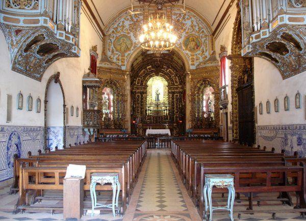 Iglesia Convento de Santo Antonio Rio de Janeiro