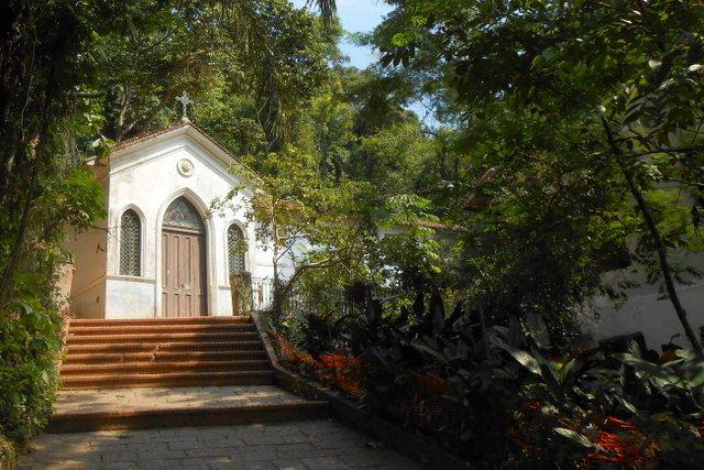 Capilla de São João Batista Parque da Cidade Rio de Janeiro