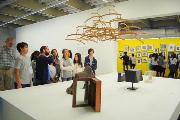 Taller del museo de arte moderno rio de janeiro MAM Rio de Janeiro