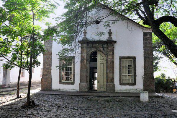 Casa de Armas Fortaleza da Conceiçao Rio de Janeiro