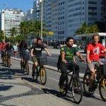 Paseos en bicicleta tours guiados de Rio de Janeiro