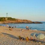 Playa de Arpoador