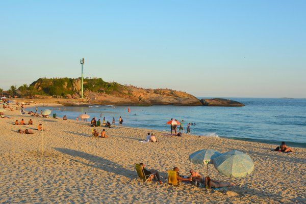 Arpoador Playas de Rio de Janeiro