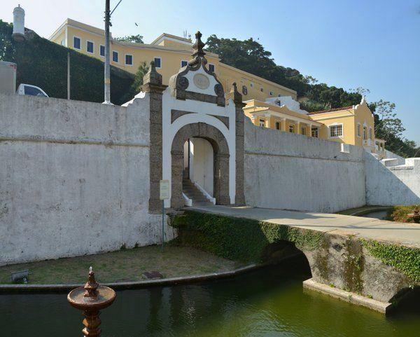 Fortaleza de Sao Joao Rio de Janeiro
