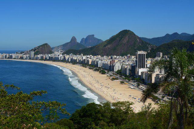 Copacabana Playas de Rio de Janeiro