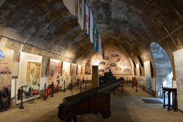 El Museo Historico Fortaleza de Sao Joao Rio de Janeiro