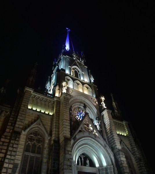Catedral de Sao Pedro de Alcantara Petropolis Rio de Janeiro
