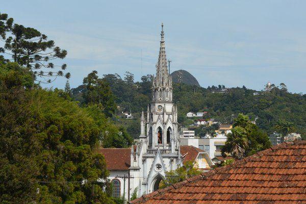Iglesia Evangélica Luterana Petropolis Rio de Janeiro