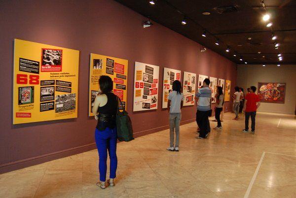 Sala de exposiciones Centro Cultural Banco de Brasil Rio de Janeiro
