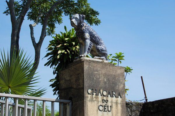 Museo Chacara do Ceu Rio de Janeiro