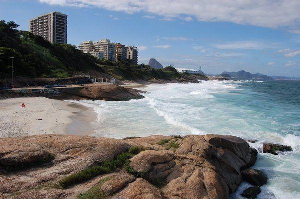 Playa del Diablo Rio de Janeiro arpoador