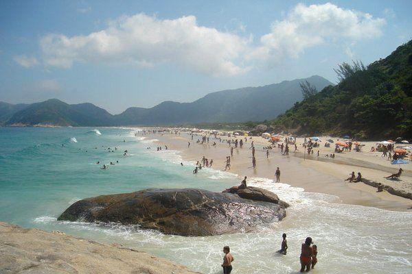 Playa de Grumari Rio de Janeiro