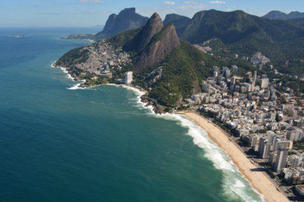 Playa de Leblon Rio de Janeiro