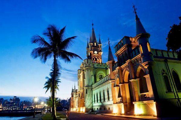 Palacio de Ilha Fiscal Isla Fiscal Rio de Janeiro