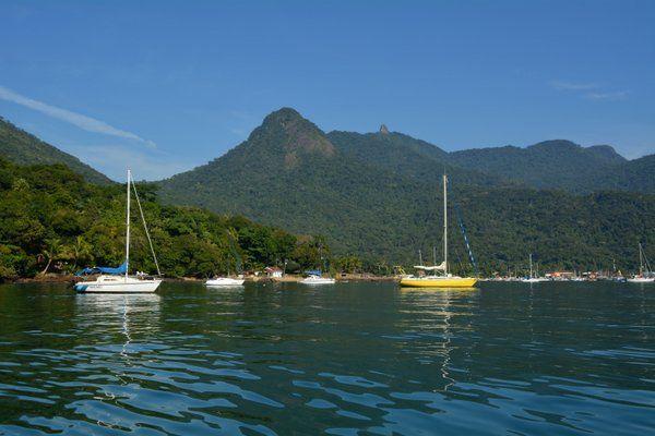 Vista de Isla Grande Ilha Grande Rio de Janeiro