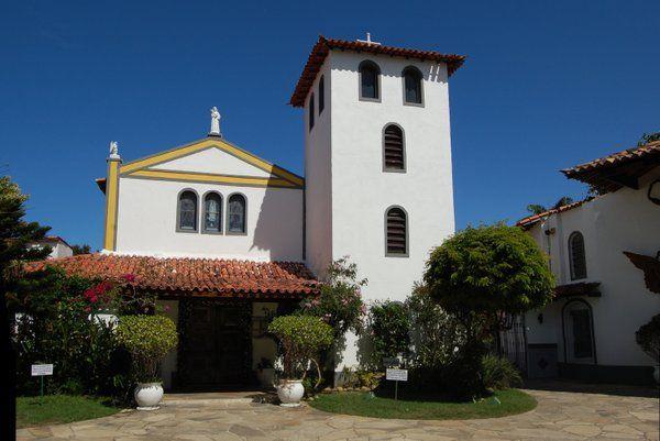 Iglesia de Nuestra Señora Desatadora de Nudos Búzios Buzios Rio de Janeiro