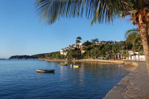 Vista de la Orla Bardot Búzios Buzios Rio de Janeiro