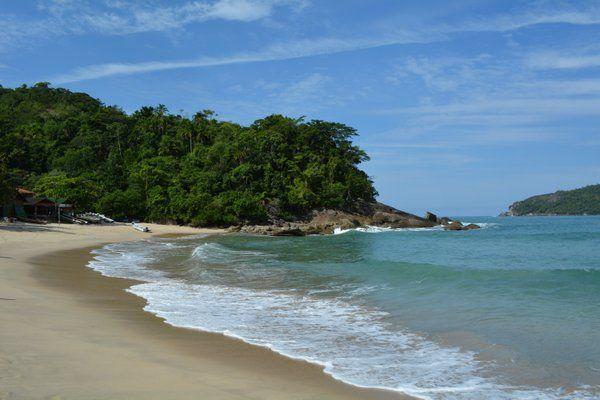 Playa de Trindade Paraty Rio de Janeiro
