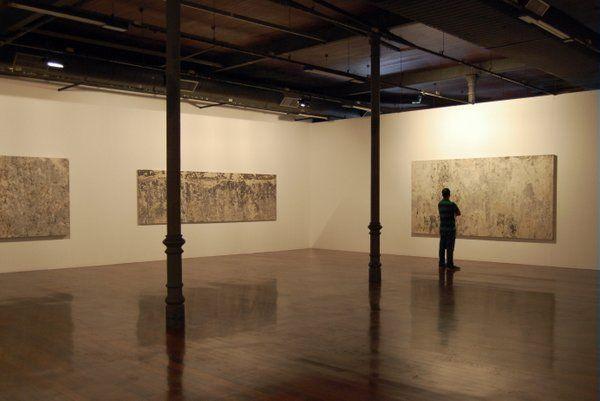 Una de las salas de exposición del Centro Cultural de Correos Rio de Janeiro