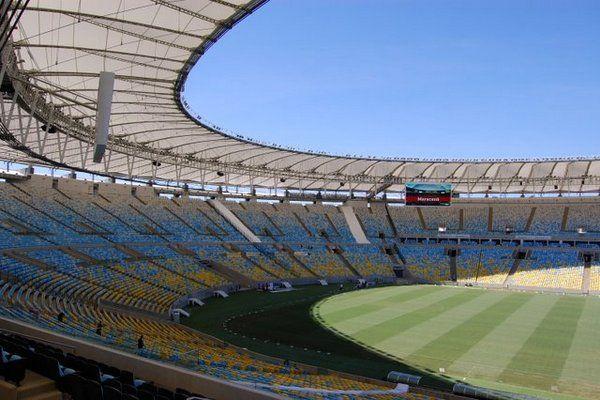 Estadio Maracana ciudad de Rio de Janeiro