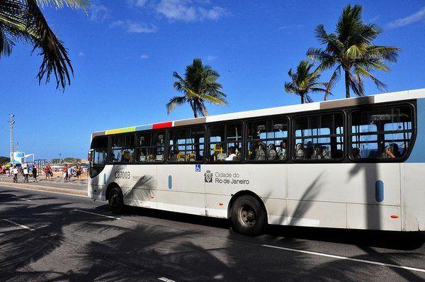 autobus Como moverse en Rio de Janeiro