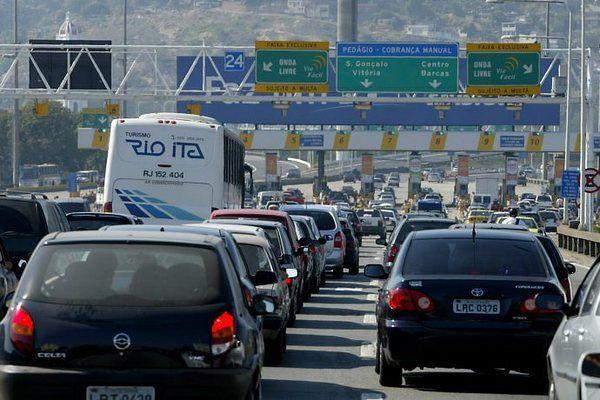 coche como moverse en Rio de Janeiro