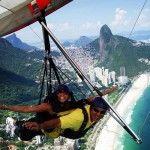 Ala delta y parapente Actividades en Rio de Janeiro