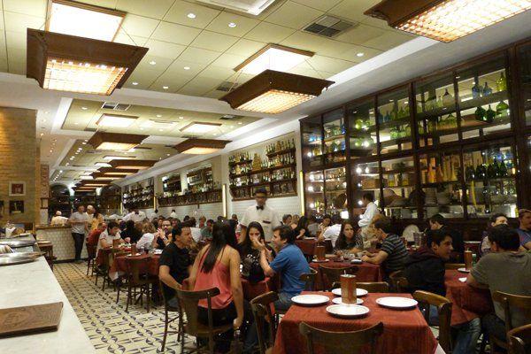 Restaurante Braz restaurantes en lagoa y jardin botanico rio de janeiro