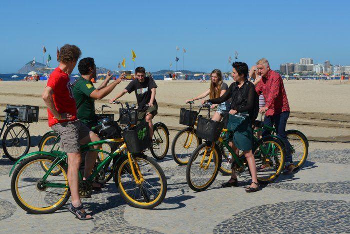 Paseos en bicicleta en Rio de Janeiro