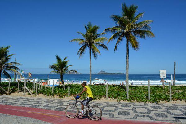 Ciclismo Rio de Janeiro Pedaleando por Ipanema