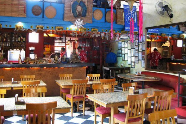 espirito santa Restaurantes en Santa Teresa y Lapa Rio de Janeiro