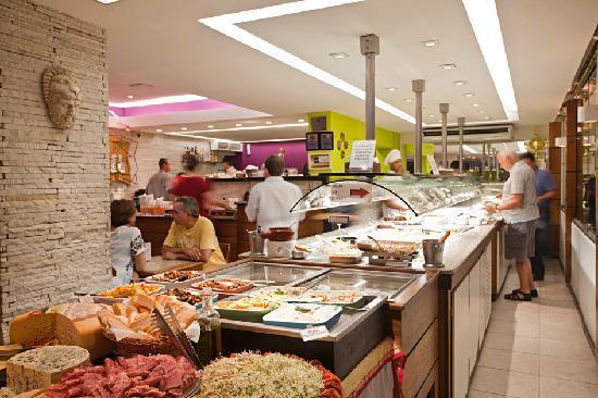 fellini restaurantes en ipanema y leblon Rio de Janeiro