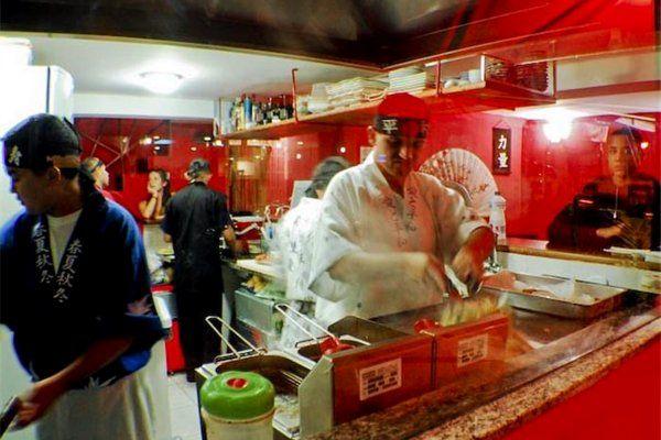 mestre kami Restaurantes en Santa Teresa y Lapa Rio de Janeiro
