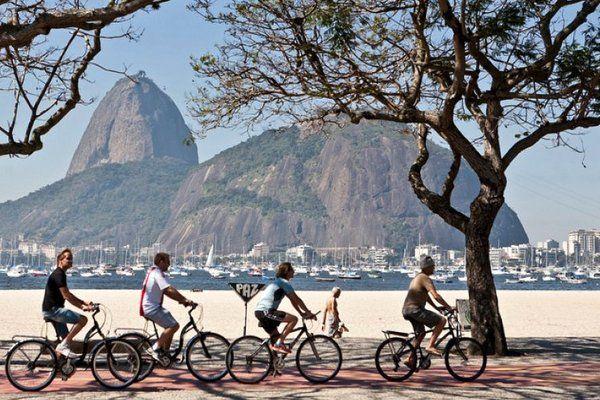que hacer en rio de janeiro tour en bicicleta