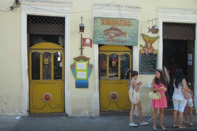 sobrenatural Restaurantes en Santa Teresa y Lapa Rio de Janeiro