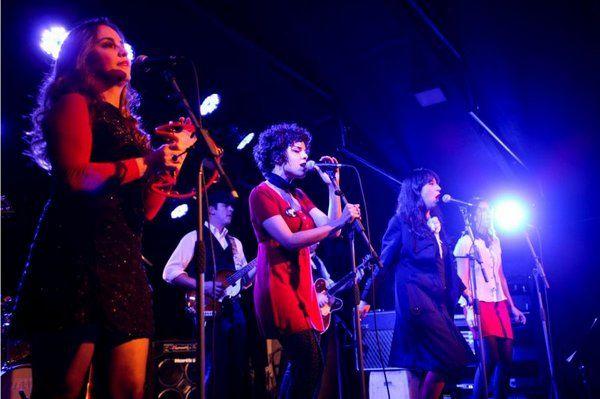 Actuación en la sala Miranda Musica en vivo en Rio de Janeiro
