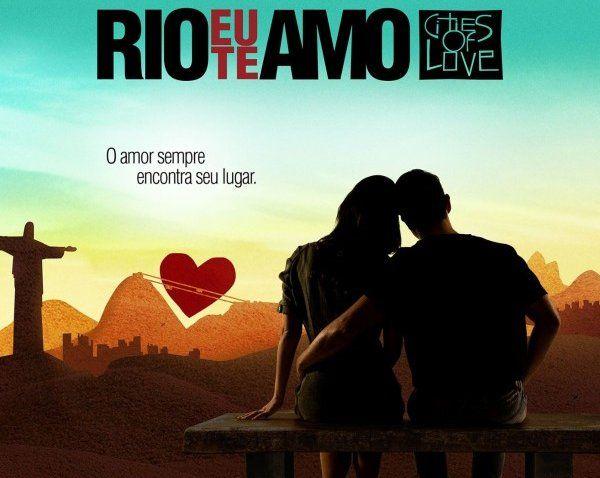 Cartel de la película Rio Eu Te Amo Río de Janeiro