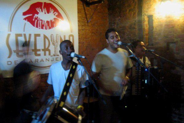 Concierto en Severyna de Laranjeiras Musica en Vivo en Rio de Janeiro