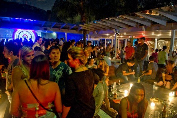 Terraza del restaurante 00 vida nocturna en rio de janeiro
