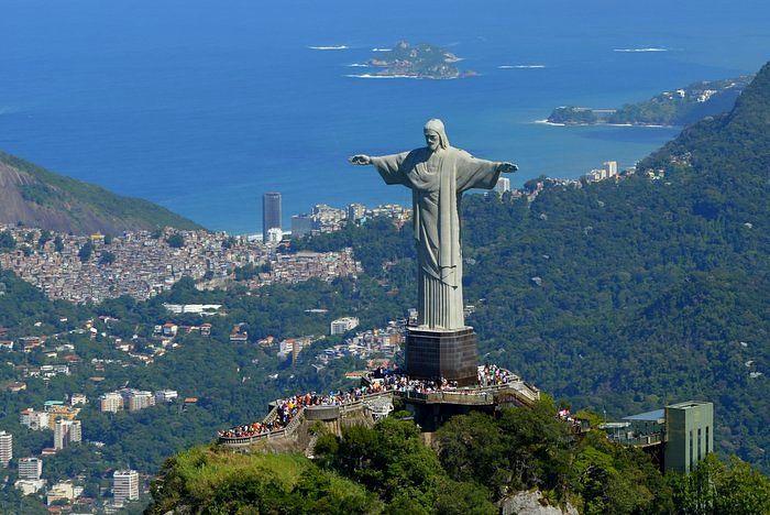 10 curiosidades sobre la estatua del Cristo Redentor de Río de Janeiro