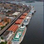 La transformación del barrio de Gamboa, de mercado de esclavos a moderno puerto