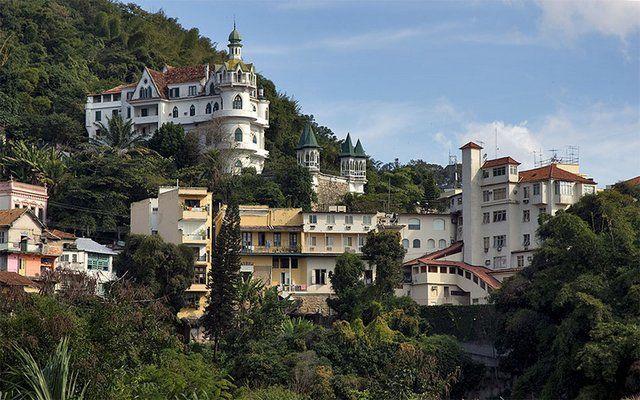 Barrio de Santa Teresa Barrios de Rio de Janeiro