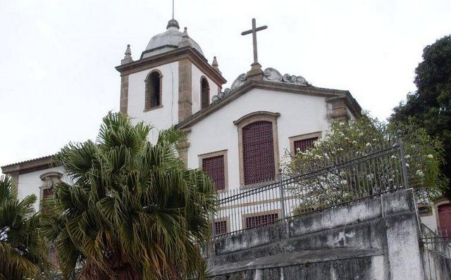 convento de santa teresa rio de janeiro