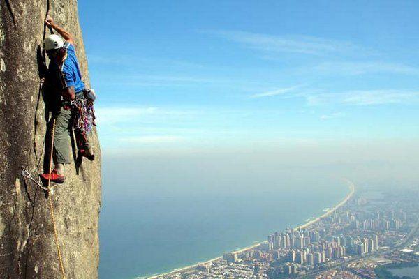 escalada deportes de aventura en rio de janeiro