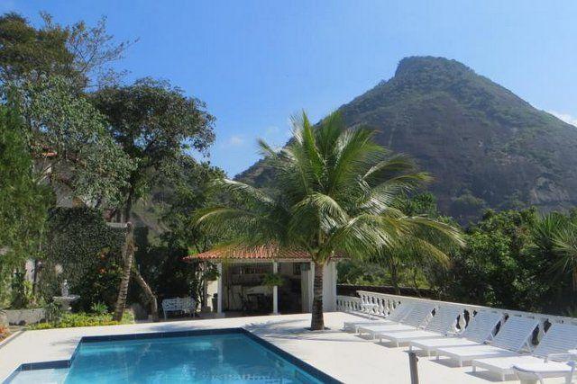Nature Paradise Boutique Hotel alojamientos con encanto en rio de janeiro