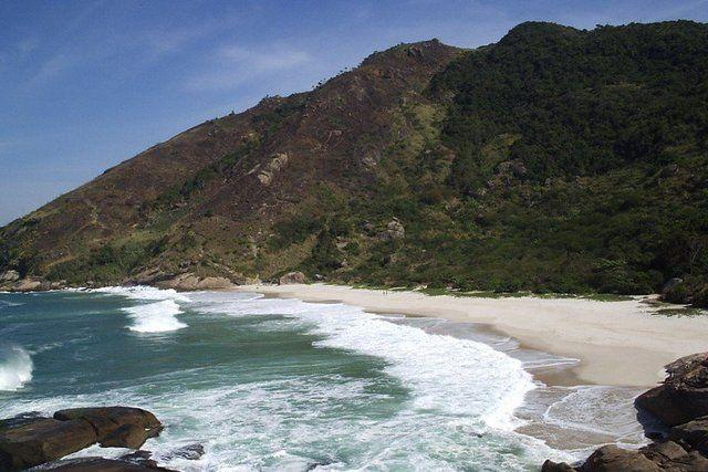 playa do medio playas desiertas en rio de janeiro