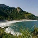 Playas desiertas en Río, verdaderos paraísos por descubrir