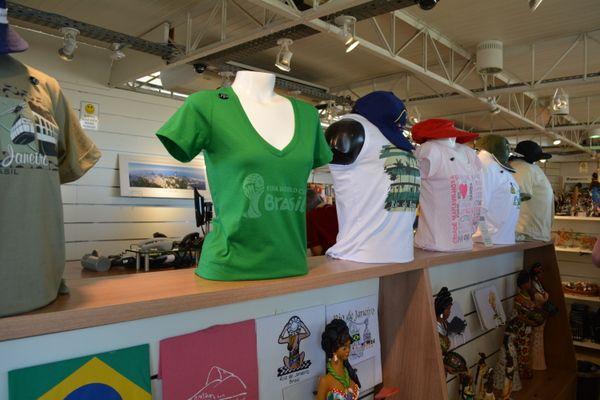 camisetas que comprar en rio de janeiro