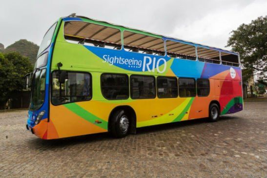 Sightseeing Rio bus turistico-rio de janeiro