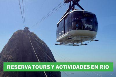 Actividades en Rio